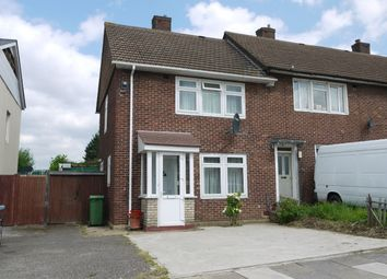 Thumbnail 2 bed end terrace house to rent in Whetstone Road, Kidbrooke