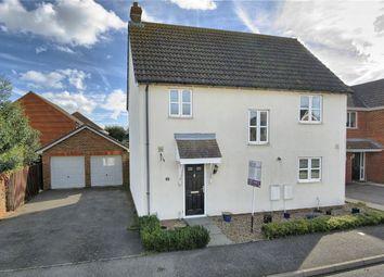 Thumbnail 3 bed detached house for sale in Sanderling Road, Herne Bay, Kent