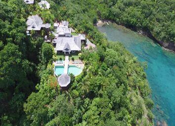 Thumbnail 7 bed villa for sale in Villa Susanna, Villa Susanna, Marigot, St Lucia