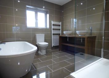 Thumbnail 4 bed detached house for sale in Stad Tyn Llain, Ffordd Dyfnia, Llanfairpwll, Anglesey