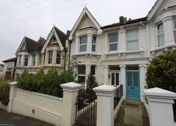 Thumbnail 6 bedroom terraced house to rent in Hartington Road, Brighton