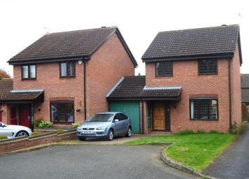 Thumbnail 3 bed link-detached house to rent in Berkley Close, St.Albans