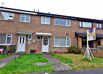 Thumbnail 3 bed terraced house for sale in Carlton Crescent, Ellesmere Port