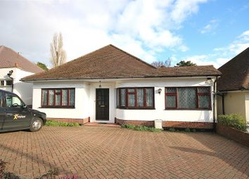 Thumbnail 3 bed detached house for sale in Oak Avenue, Enfield