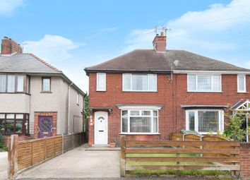 Thumbnail 2 bed semi-detached house to rent in Grangewood Road, Chesterfield