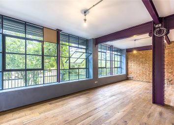 Thumbnail 3 bed flat for sale in Morris Road, London