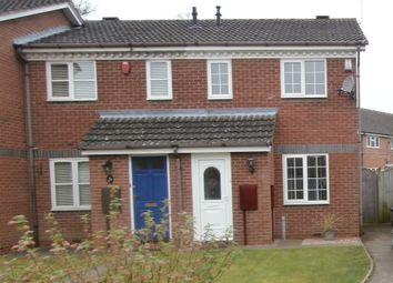 Thumbnail 2 bed end terrace house to rent in Lime Close, Hollywood, Birmingham