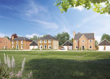Thumbnail 4 bed end terrace house for sale in Butterfield Meadow, Hunstanston, Norfolk