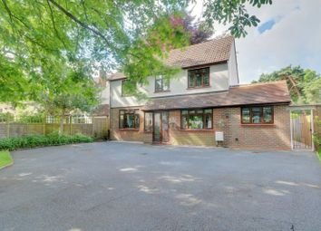 Thumbnail 4 bed detached house for sale in Cullesden Road, Kenley