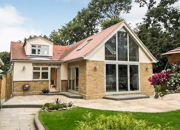 Thumbnail 5 bed detached house for sale in Studland Avenue, Wickford