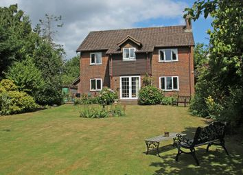 Thumbnail 4 bed detached house for sale in Romsey Road, Whiteparish, Salisbury