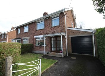 3 bed semi-detached house for sale in Beechdene Drive, Lisburn BT28