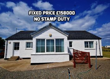 Thumbnail 3 bed detached bungalow for sale in Aird, Point, Isle Of Lewis