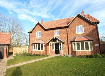 Thumbnail 5 bed detached house for sale in Townhouse Road, Old Costessey, Norwich, Norfolk