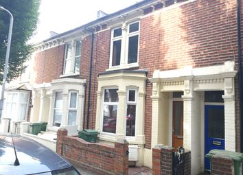 Thumbnail 3 bed terraced house to rent in Frensham Road, Southsea