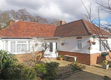 Thumbnail 2 bed detached bungalow for sale in Oak Close, West Parley, Ferndown, Dorset