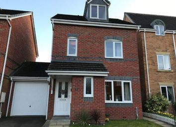 Thumbnail 4 bed property for sale in 2, Primrose Close, Leekbrook, Leek, Staffordshire