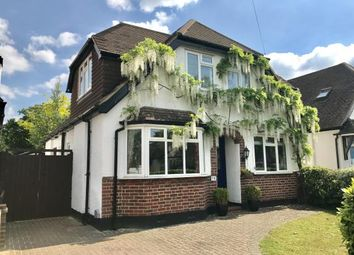 Thumbnail 4 bedroom detached house for sale in West Byfleet, Surrey