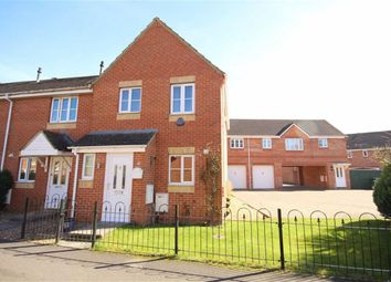 Thumbnail 3 bedroom end terrace house for sale in Winton Road, Stratton, Wiltshire