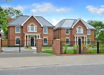 Thumbnail 5 bed detached house for sale in Iris Gardens, Embercourt Road, Thames Ditton