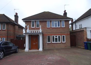 Thumbnail 5 bed property to rent in Green Lane, Edgware