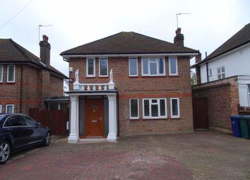 Thumbnail 5 bed maisonette to rent in Green Lane, Edgware