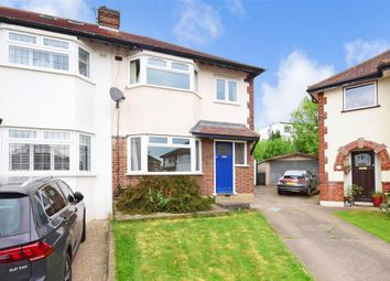 Thumbnail 3 bed semi-detached house for sale in Habgood Road, Loughton, Essex