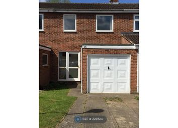 Thumbnail 3 bed terraced house to rent in Redvers Close, Bishop's Stortford