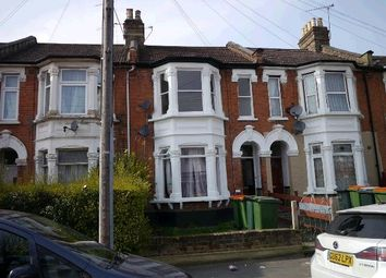 Thumbnail 1 bed flat to rent in Ground Floor: 105, Sheringham Avenue, Manor Park, London