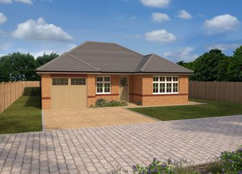 Thumbnail 2 bed detached bungalow for sale in Plots 122 - The Fairford, St Andrew's Road, Warminster