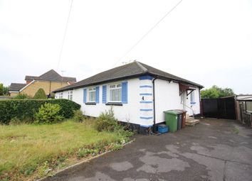 Thumbnail 2 bed bungalow to rent in Oundle Avenue, Bushey