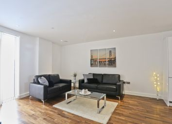 Thumbnail 2 bed flat to rent in Bellville House, 4 John Donne Way, London