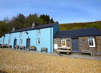 Thumbnail 3 bed cottage for sale in Ponterwyd, Aberystwyth