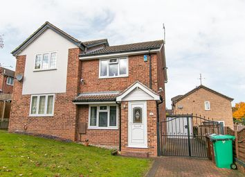 2 bed semi-detached house for sale in Robbie Burns Road, Bestwood Park, Nottingham NG5