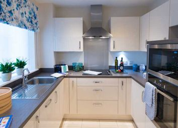 Thumbnail 1 bed flat for sale in Holmer Green Road, Hazlemere, High Wycombe