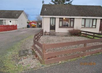 Thumbnail 1 bed bungalow to rent in Highfield Avenue, Inverness