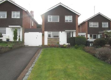 Thumbnail 3 bed link-detached house for sale in Westhill, Finchfield, Wolverhampton