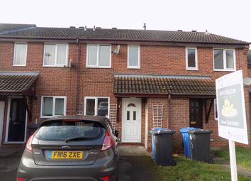Thumbnail 2 bed town house to rent in Cheveley Court, Derby