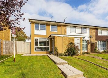 Thumbnail 2 bed end terrace house for sale in Field Court, Oxted, Surrey