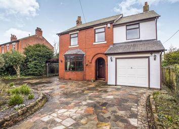 Thumbnail 4 bedroom detached house for sale in Church Lane, Farington Moss, Leyland