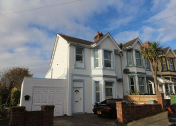 Thumbnail 1 bed flat for sale in Studley Road, Torquay