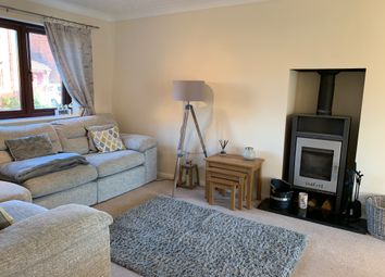 Thumbnail 4 bed detached house for sale in Barnfield Gardens, Coates, Peterborough