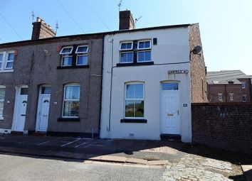 Thumbnail 2 bed terraced house for sale in Garfield Street, Carlisle