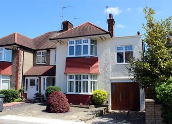 Thumbnail 5 bed semi-detached house for sale in Creighton Avenue, Muswell Hill, London