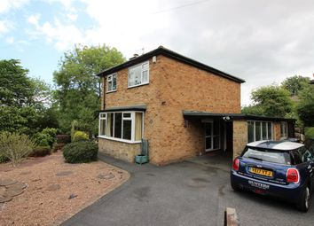 Thumbnail 3 bed detached house for sale in Station Road, Menston, Ilkley