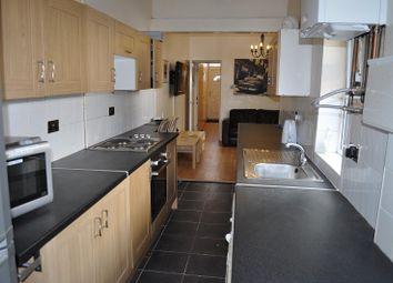 Thumbnail 6 bedroom terraced house to rent in Heeley Road, Birmingham, West Midlands.