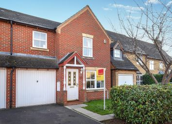 Thumbnail 3 bed semi-detached house for sale in Reedmace Road, Bure Park, Bicester