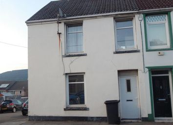 Thumbnail 3 bed end terrace house for sale in Regent Street, Aberaman, Aberdare