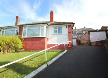 Thumbnail 2 bed semi-detached bungalow for sale in Spring Valley View, Bramley, Leeds