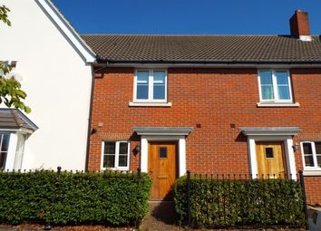 Thumbnail 2 bed property to rent in Damson Close, Red Lodge, Bury St. Edmunds